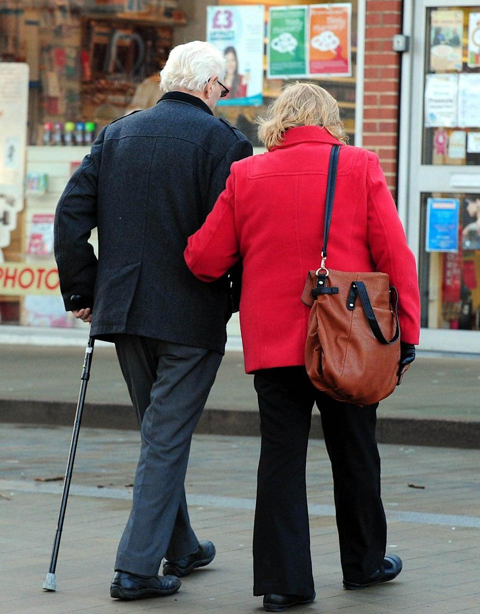 More than three-quarters of married people have no idea what their spouse's pensions are worth, according to LV= (Rui Vieira/PA) (PA Archive)