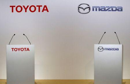 Toyota and Mazda May Collaborate to Build New US Factory