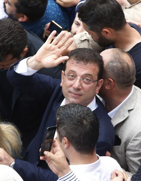 Ruling party candidate concedes Istanbul mayor election