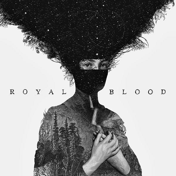 Royal Blood: Royal Blood, Warner Bros (2014)