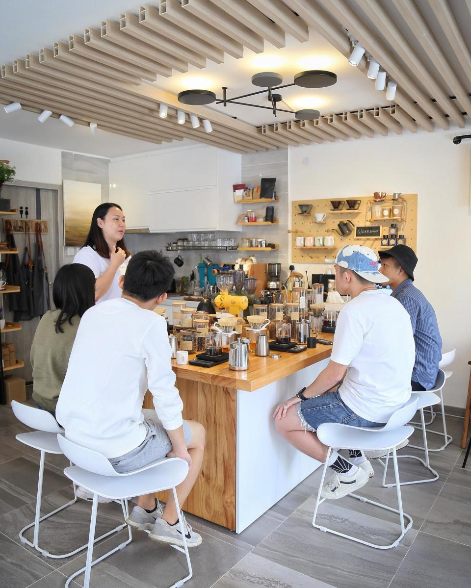 人氣Cafe CoHee Studio
