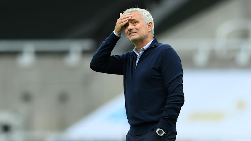 Mourinho tells Spurs they can win Europa League next season