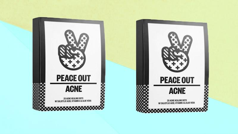 Peace Out Skin Care's Pimple Patches Sold Out at Sephora