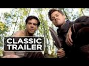 """<p>Quentin Tarantino is a legend. The director's revisionist look at World War II brings his pulpy style to """"killin' Nazis."""" And like any Tarantino flick, it spares no opportunity for a bit of gore and bloodshed. Lt. Aldo Raine? A legend for-fucking-ever.</p><p><a class=""""link rapid-noclick-resp"""" href=""""https://watch.amazon.com/detail?asin=B00BUBMALU&tag=syn-yahoo-20&ascsubtag=%5Bartid%7C10054.g.31669218%5Bsrc%7Cyahoo-us"""" rel=""""nofollow noopener"""" target=""""_blank"""" data-ylk=""""slk:Amazon"""">Amazon</a> <a class=""""link rapid-noclick-resp"""" href=""""https://go.redirectingat.com?id=74968X1596630&url=https%3A%2F%2Fitunes.apple.com%2Fus%2Fmovie%2Finglourious-basterds%2Fid475663225%3Fat%3D1001l6hu%26ct%3Dgca_organic_movie-title_475663225&sref=https%3A%2F%2Fwww.esquire.com%2Fentertainment%2Fmovies%2Fg31669218%2Fbest-war-movies-of-all-time%2F"""" rel=""""nofollow noopener"""" target=""""_blank"""" data-ylk=""""slk:Apple"""">Apple</a></p><p><a href=""""https://www.youtube.com/watch?v=KnrRy6kSFF0"""" rel=""""nofollow noopener"""" target=""""_blank"""" data-ylk=""""slk:See the original post on Youtube"""" class=""""link rapid-noclick-resp"""">See the original post on Youtube</a></p>"""