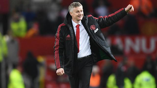 Pep Guardiola was asked about Ole Gunnar Solskjaer following Manchester City's EFL Cup demolition of Burton Albion on Wednesday.