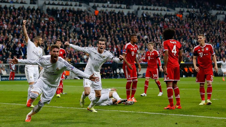 FC Bayern Muenchen - Real Madrid | Boris Streubel/Getty Images