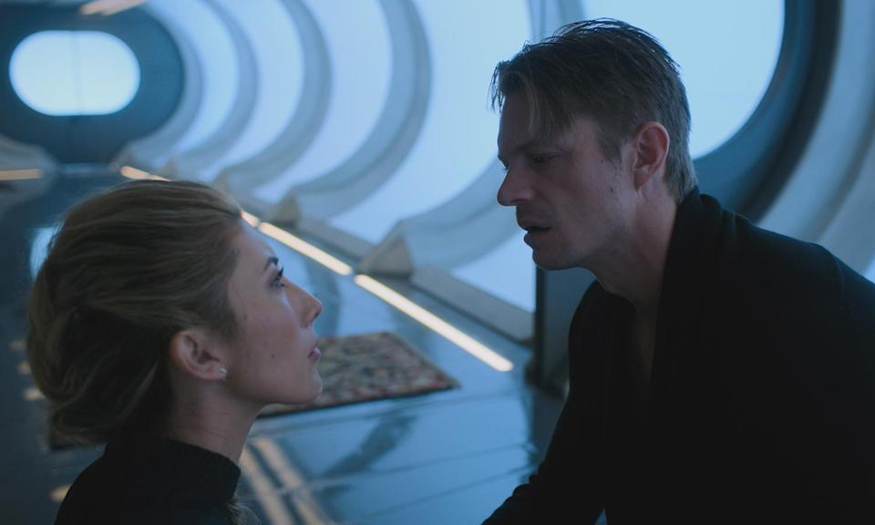 <p>Set mostly in 2384, the show plays with the notion of identity and self, mostly through the very handsome visage that is Joel Kinnaman who plays a reincarnated killer in a neo-noir future.<br>Photo: Netflix </p>