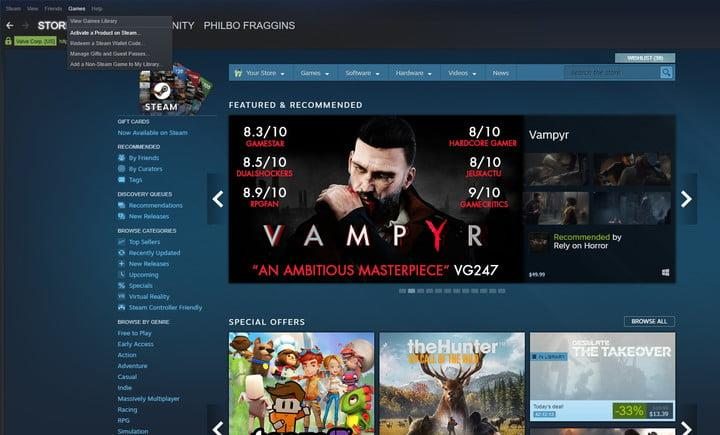 how to add games to steam add product to steam