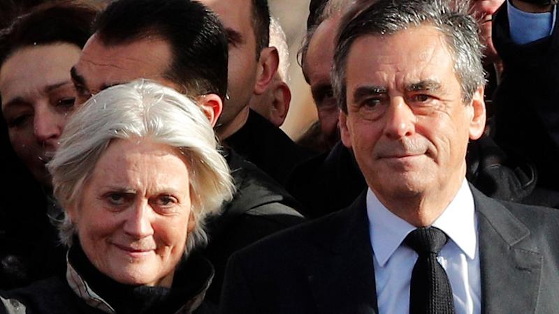 French Prez Candidate's Wife Charged With Misusing Public Funds