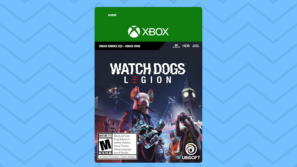 Prime Day deal: Save 67 percent on Watch Dogs Legion for Xbox. (Photo: Amazon)