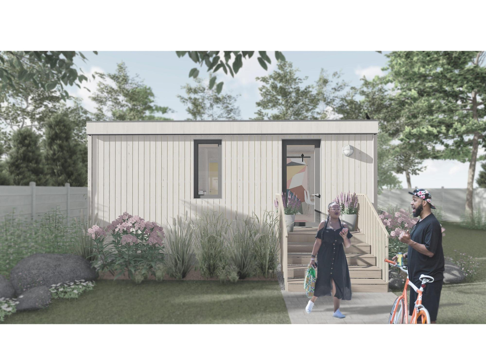 This California company leases backyards for 99 years to build tiny homes and rent them at affordable rates to fight the housing crisis