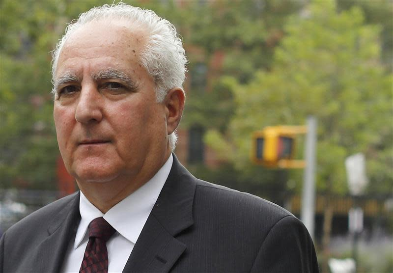 Former Madoff operations officer Daniel Bonventre departs Manhattan Federal Court in New York