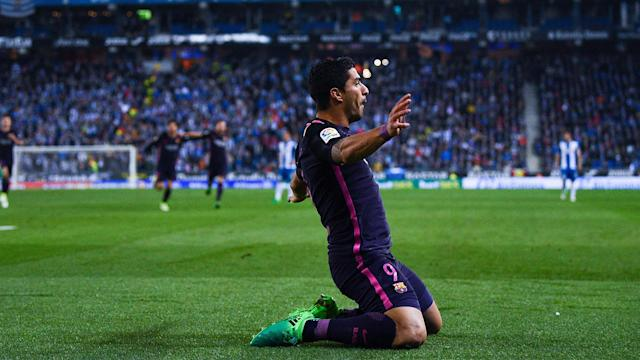 Tempers flared off the field when Espanyol and Barcelona faced off, with one supporter landing himself in hot water