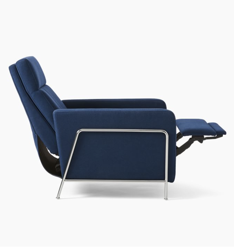 """<p><strong>West Elm</strong></p><p>westelm.com</p><p><strong>$1049.00</strong></p><p><a href=""""https://go.redirectingat.com?id=74968X1596630&url=https%3A%2F%2Fwww.westelm.com%2Fproducts%2Fmod-recliner-h5004%2F&sref=https%3A%2F%2Fwww.esquire.com%2Flifestyle%2Fg23013003%2Fbest-gifts-for-husband-ideas%2F"""" rel=""""nofollow noopener"""" target=""""_blank"""" data-ylk=""""slk:Buy"""" class=""""link rapid-noclick-resp"""">Buy</a></p><p>If he's glided into his La-Z-Boy years but there's no way in hell you're letting an actual La-Z-Boy through the front door, consider this more elegant (but just as relaxing) <a href=""""https://www.esquire.com/lifestyle/g35472785/best-recliners/"""" rel=""""nofollow noopener"""" target=""""_blank"""" data-ylk=""""slk:recliner"""" class=""""link rapid-noclick-resp"""">recliner</a>. West Elm makes it in more than 40 fabric and color combinations.</p>"""
