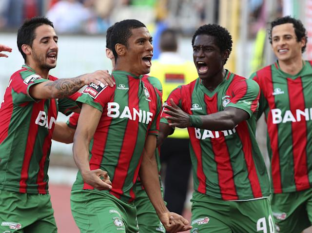 The Mozambique defender turned goalscorer in style at the weekend as he smashed home a wonderful first-time effort in his side's victory