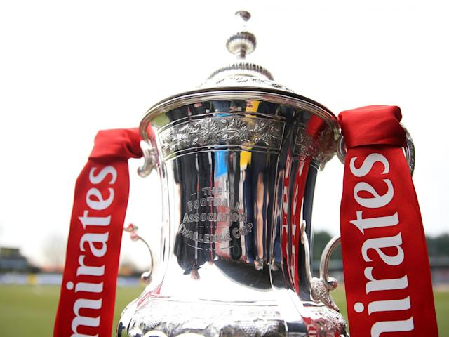 Follow live coverage of the FA Cup third round draw: Getty