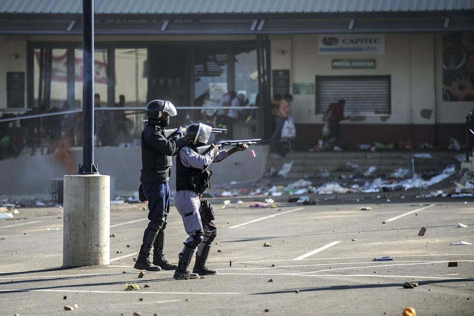 South Africa Police Service