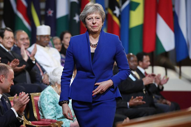 Theresa May faces fresh parliamentary battles over leaving the customs union: PA