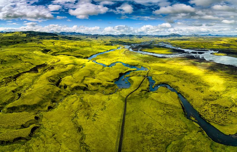 Snaefellsnes, Iceland - getty