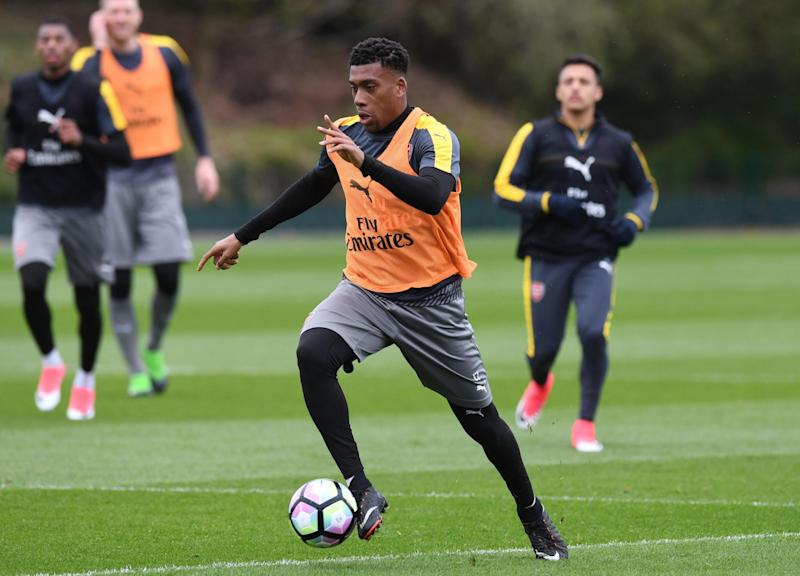Alex Iwobi dropped for Arsenal's trip to Crystal Palace as Nigerian youngster joins U23 squad