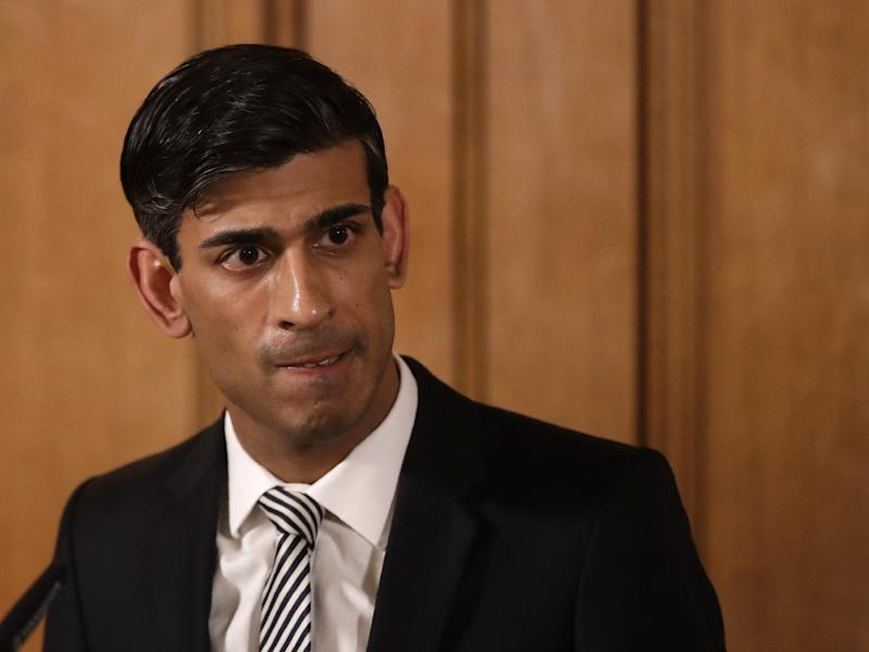 Rishi Sunak has been urged to extend the furlough scheme past October: Getty Images