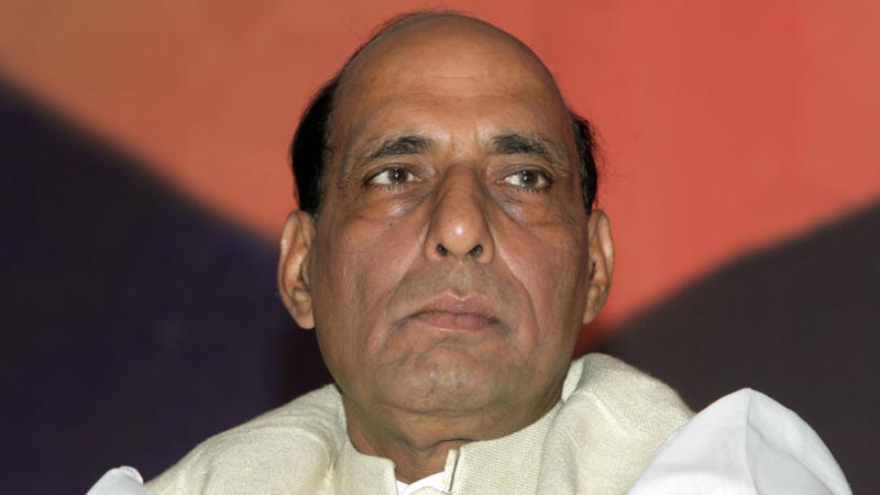 India Will Do Whatever It Takes for Jadhav's Release: Rajnath