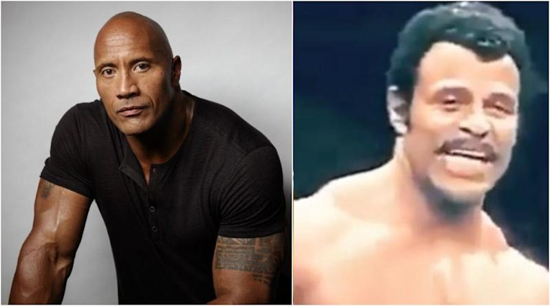 Dwayne Johnson Shares an Emotional Post After Father Rocky Johnson'sDemise, Says 'I'm in Pain'
