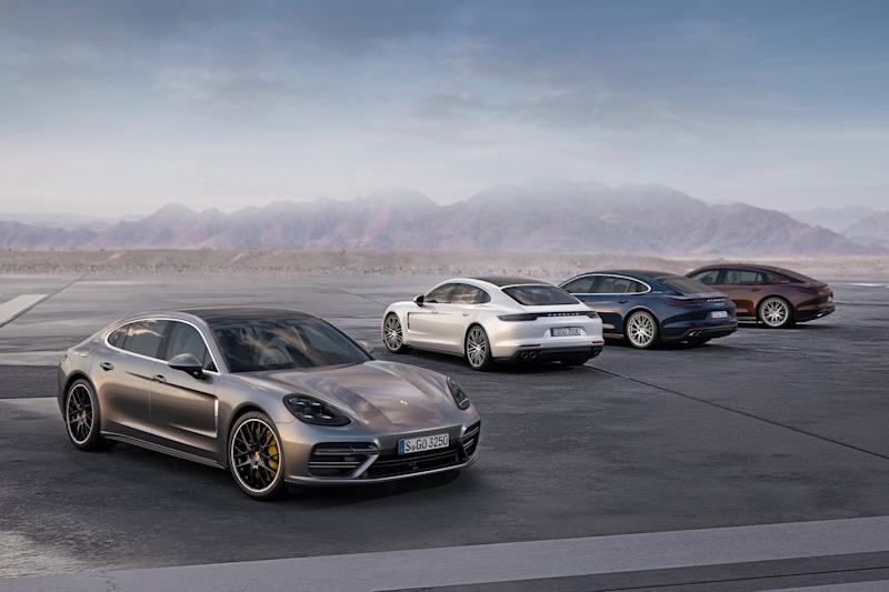 Porsche Panamera Executive, base models to debut at 2016 LA Auto Show