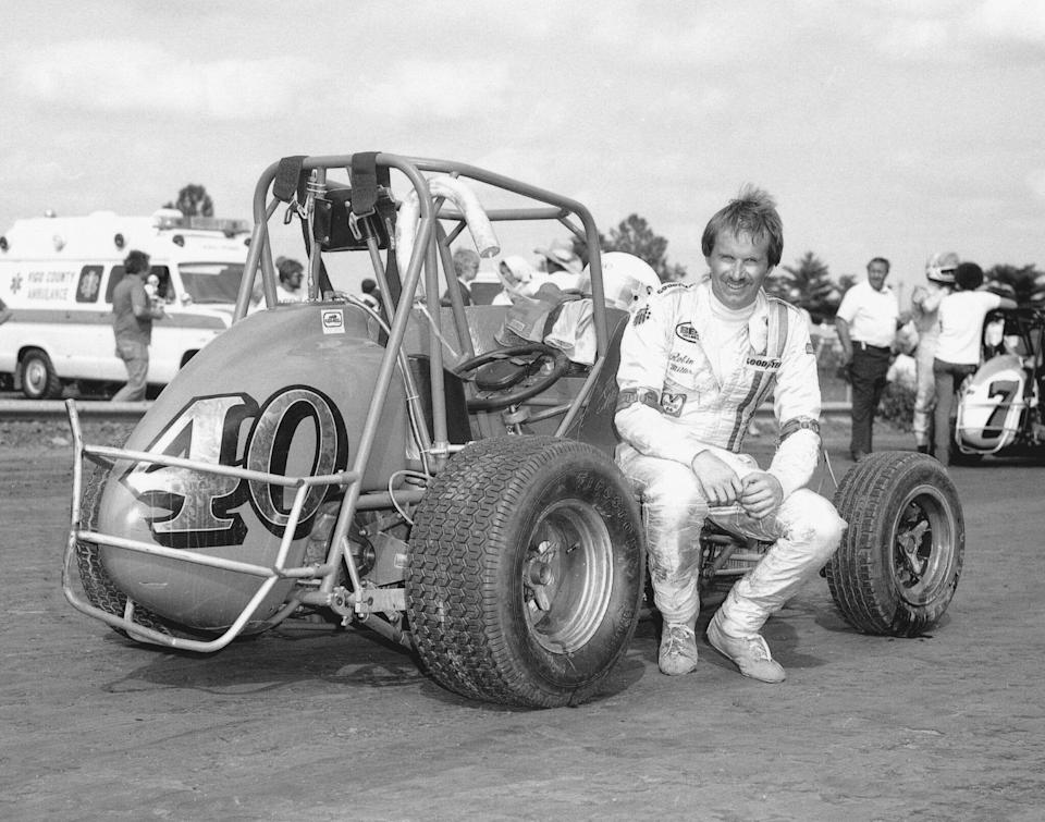 Robin Miller had his own racing career in USAC during the 1970s.