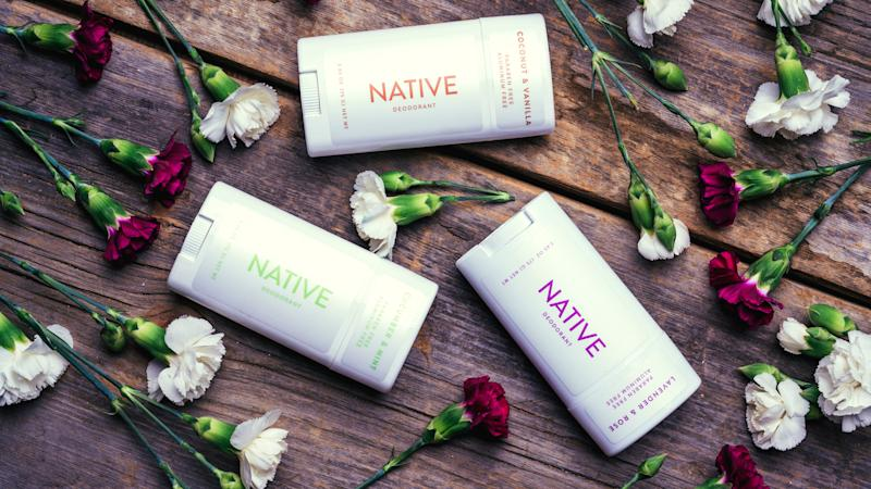 Now's your chance to make the switch to all-natural.
