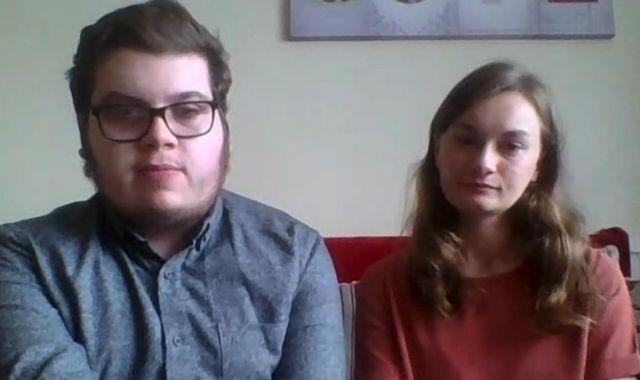 Coronavirus: Hospital rules kept young couple apart during miscarriage