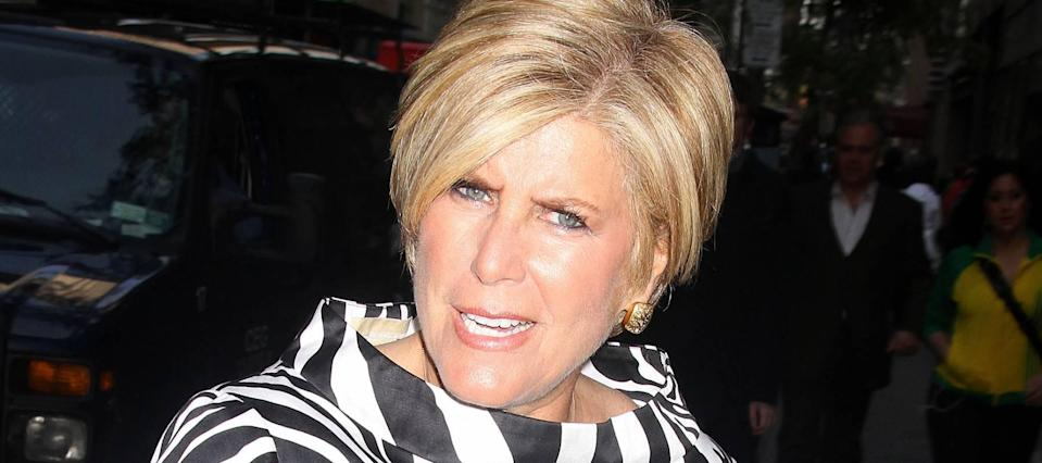 Suze Orman says don't make these terrible money missteps