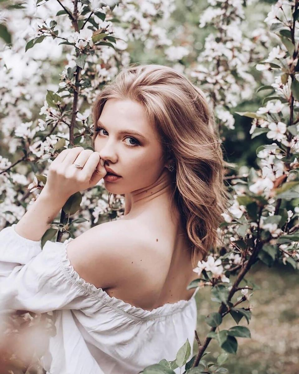 Katya Orlova bought the water from a cafe in Moscow. Source: East2West/Australscope