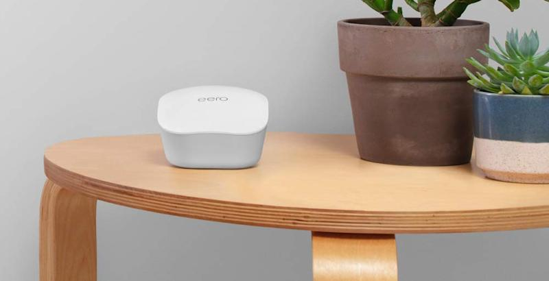 Boost your home Wi-Fi network with eero. (Photo: Amazon)