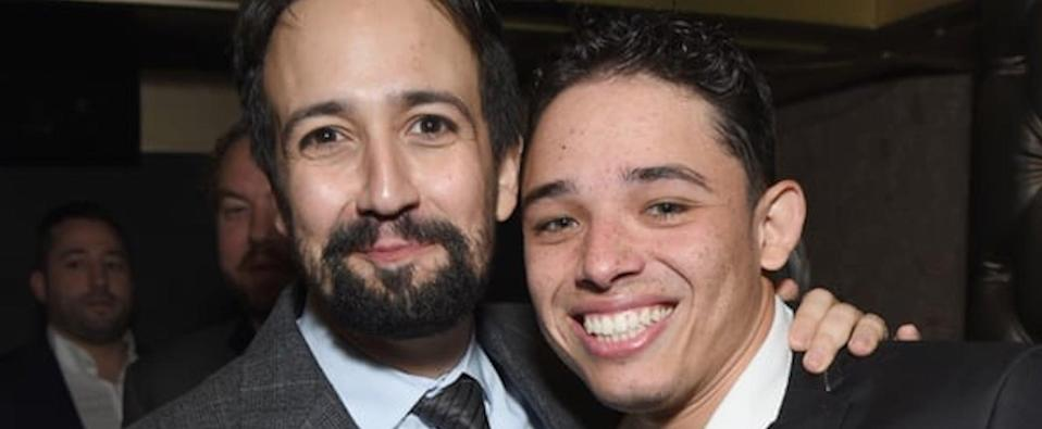 10 Times Lin-Manuel Miranda and Anthony Ramos Proved They Were the Ultimate Duo