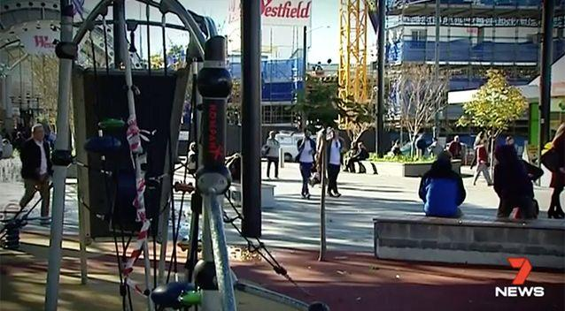 Many parents say they will not be coming back to the playground where the incident occurred. Photo: 7 News