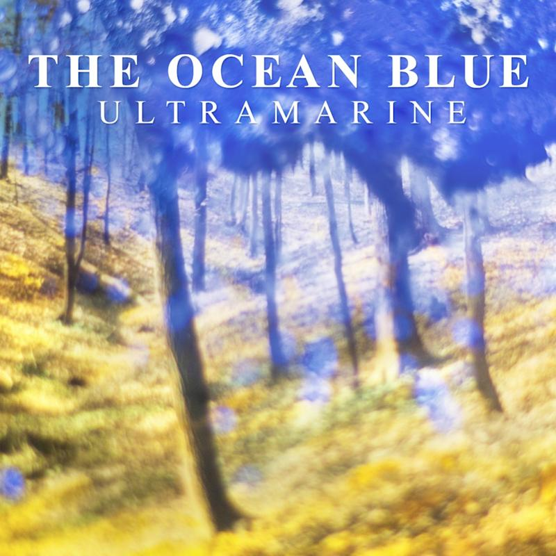 """This CD cover image released by Korda Records shows """"Ultramarine,"""" by The Ocean Blue."""" (AP Photo/Korda Records)"""