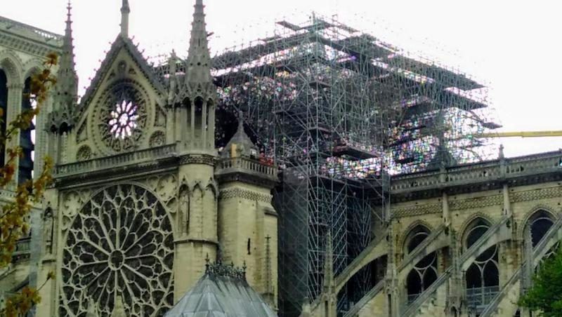 France to ensure transparency in Notre Dame reconstruction efforts