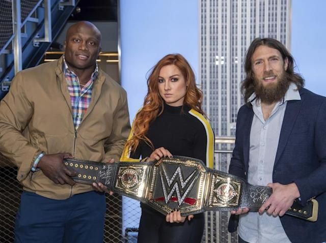 WWE WrestleMania 35 results from Rousey vs Flair vs Lynch and more
