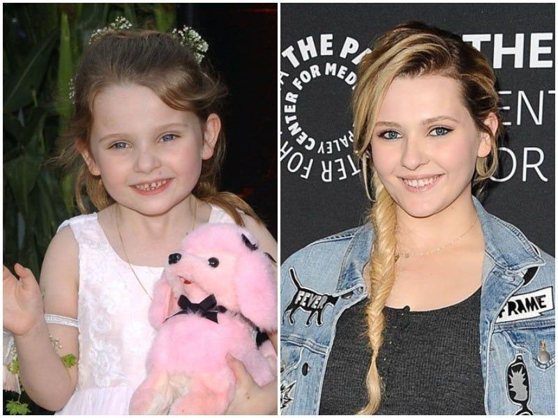 25 child actors all grown up