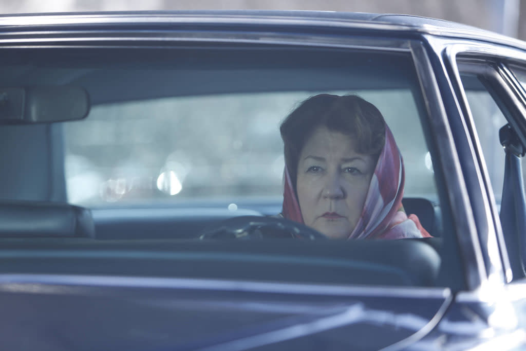 """The Colonel"" -- Margo Martindale as Grannie"