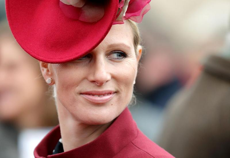 She was born into the royal family, but Zara Tindall doesn't have the title to show for it. Photo: Getty