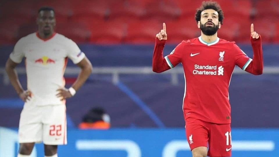 Liverpool beat Leipzig, enter Champions League quarter-finals: Records broken