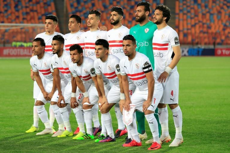 Zamalek of Egypt hold a one-goal lead over Raja Casablanca of Morocco after first leg of a CAF Champions League semi-final.