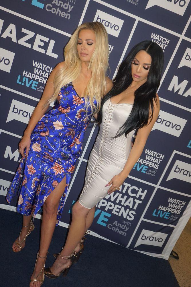 Ariana Madix And Scheana Marie Get Left Out Of The
