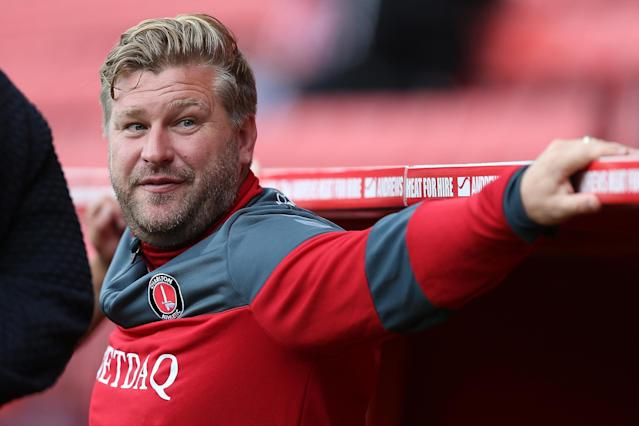 Karl Robinson rejects Barnsley interest as he targets Championship promotion with Charlton
