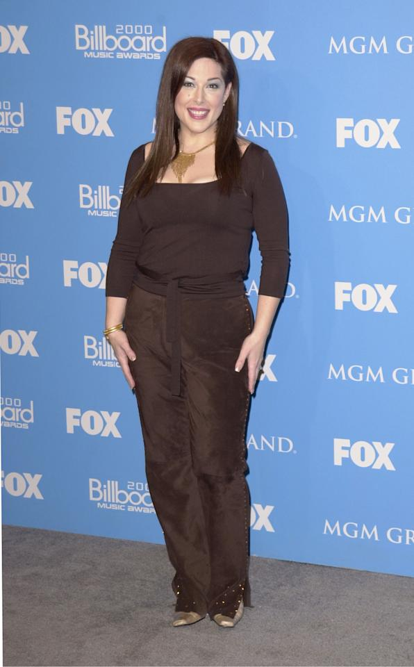 Carnie Wilson at the 200 Billboard Music Awards. (Photo by SGranitz/WireImage)