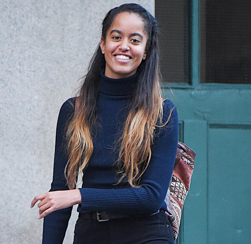 Malia Obama Is at Harvard and Students Are Actually Keeping Their Chill
