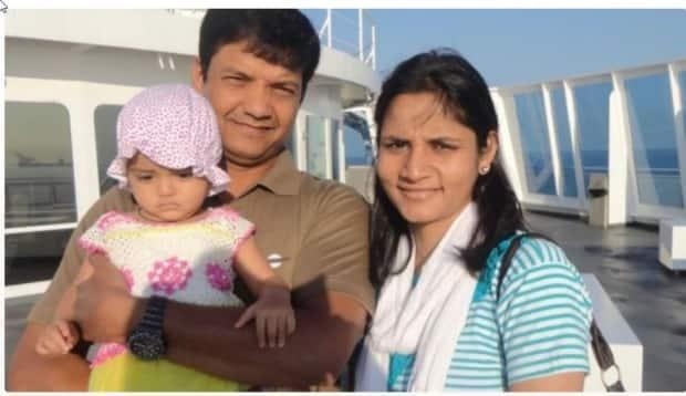 A GoFundMe page was established to raise money for Ali Syed and his wife, Misbah Zakir. Syed died Sunday from the virus causing COVID-19. His wife, also hospitalized with the virus, delivered their third child by C-section last week, according to the fundraising site. (GoFundMe - image credit)