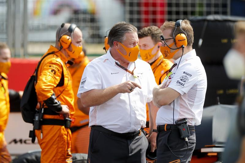 McLaren dropped Racing Point appeal with FIA assurances